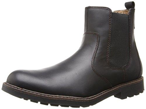 Dockers Men's Therman Chelsea Boot,Black,10 M US
