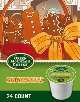 Green Mountain Coffee Gingerbread K-Cups