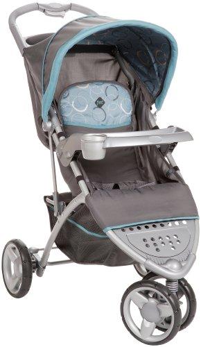 Cosco Juvenile 3 - Ease Stroller Rings)
