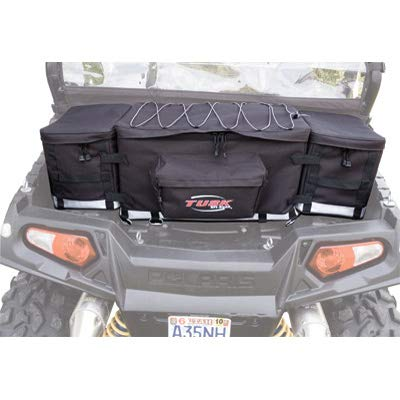 Tusk Modular UTV Storage Pack Black - Fits: Polaris RANGER RZR 800 - Ranger Polaris Liner Bed