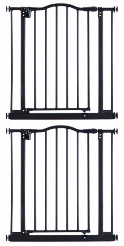 North States Portico Arch Metal Baby Child Pet Gate – Bronze | 4916 (2-Pack) Review