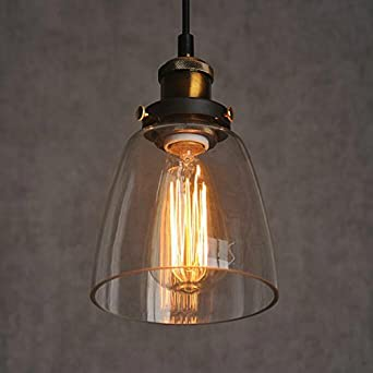 Lámpara diseño de lámpara de araña de techo Vintage Retro ...