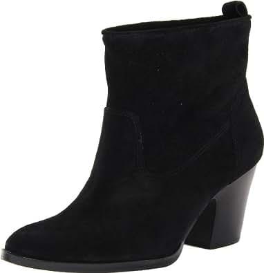 Ivanka Trump Women's Tiffany Boot,Black Suede,4 M US