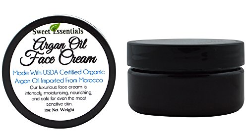 Argan Oil Premium Daily Face Cream - 2oz - Fragrance Free -