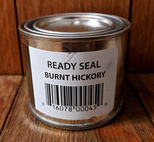 Ready Seal Stain 4oz Sample (Burnt Hickory)