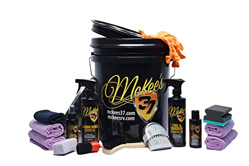 McKee's 37 MK37-12000 Complete Wheel/Tire Cleaning & Coating