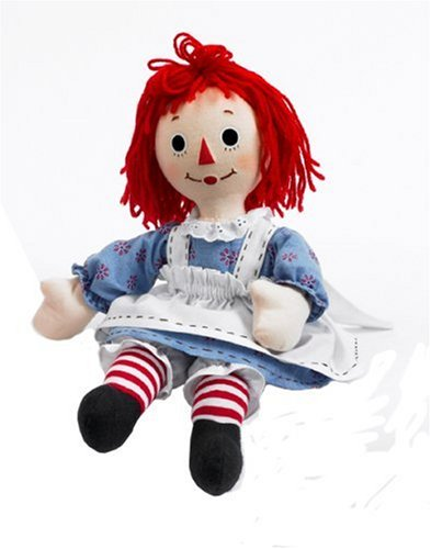 Madame Alexander Dolls Raggedy Ann Cloth Doll, 18