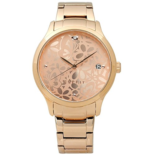 EspritLadies Analog Rose Gold Business Quartz Esprit ES108902003