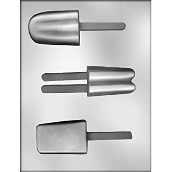 CK Products Assorted Ice Cream Bars Chocolate Mold