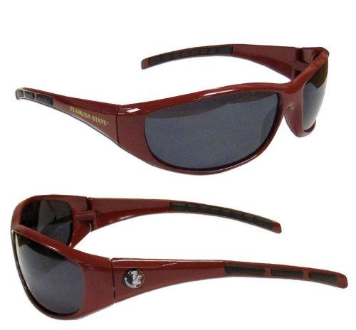 Siskiyou NCAA Florida State Seminoles Wrap Sunglasses ()