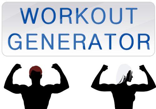 Workout Generator [Download]