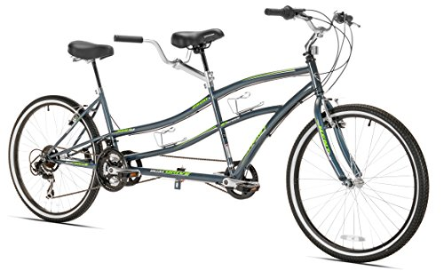 Kent Dual Drive Tandem Comfort Bike made our list of Valentine's Day Gift Ideas For Your Camping Sweetheart