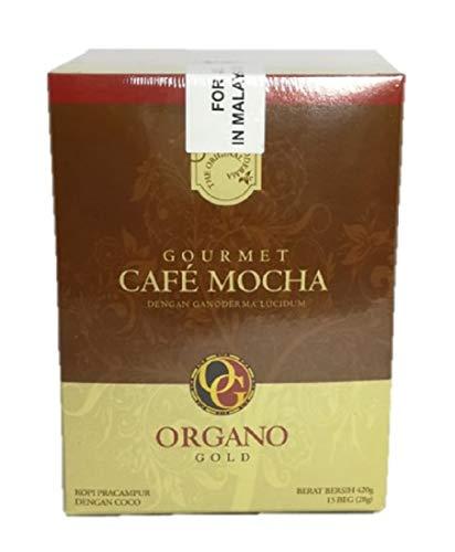 Organo Gold - Cafe Mocha (8 Boxes) by Organo Gold (Image #2)