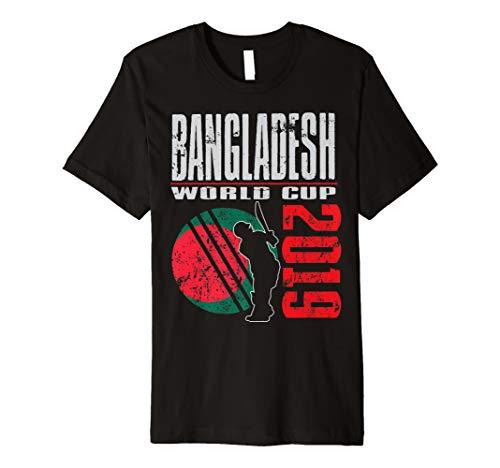 Bangladesh World Team Cricket 2019 T Shirt Gifts Premium T-Shirt