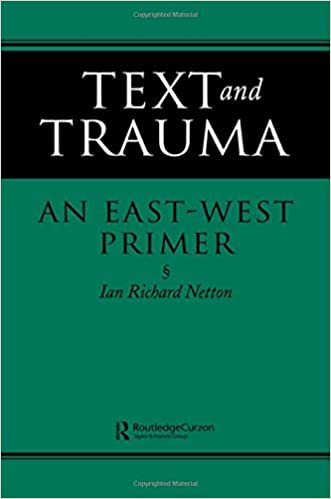 Book Text and Trauma: An East-West Primer