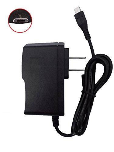 ele-char EE. UU. Envío Micro USB 2A AC/DC adaptador de cargador de pared para Asus Transformer Book T100TA Tablet PC