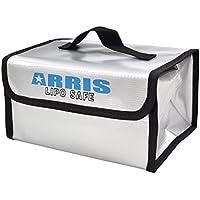 UUMART Fireproof Explosion-proof Bag RC Lipo Battery Safe Bag Lipo Guard Charge Protection Bag Protection Bag 215155115mm