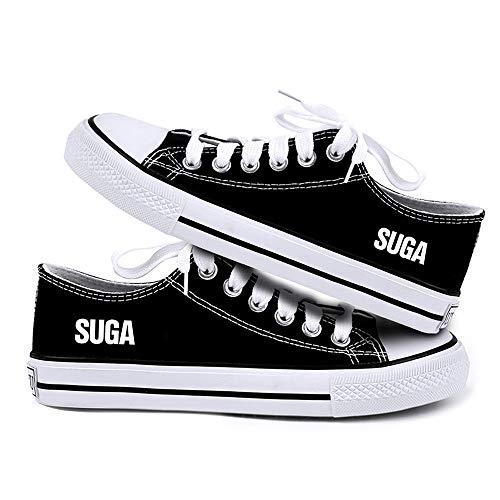 Casual Passeggio Ginnastica Sneakers Moda Da Tela Scarpe Basse Femminile Bts A07 Semplice Di Uomo A6RqPBn1xw