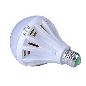 Mcitymall77® 25W Bombillas E27spot led 220V bombilla blanco cálido luz cálida no regulable Spotlight Foco LED E27bombilla Bombilla de bajo consumo., E27 25 wattsW