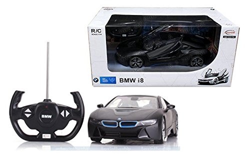 Amazon Com Licensed Bmw I8 Remote Radio Control Rc Car 1 14 Rtr