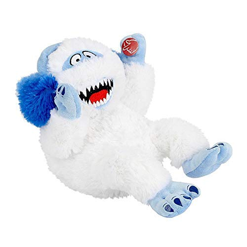 Dan Dee Rudolph The Red-Nosed Reindeer Roar & Laugh Bumble Plush Animatronic Toy