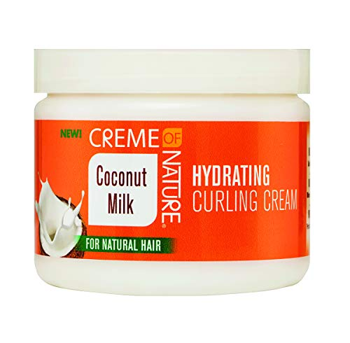 Creme Of Nature Coconut Milk Hydrating Curling Cream 11.5 Ounce (340ml)