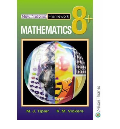 New National Framework Mathematics 8 Core Pupil's Book(Paperback) - 2003 Edition ebook