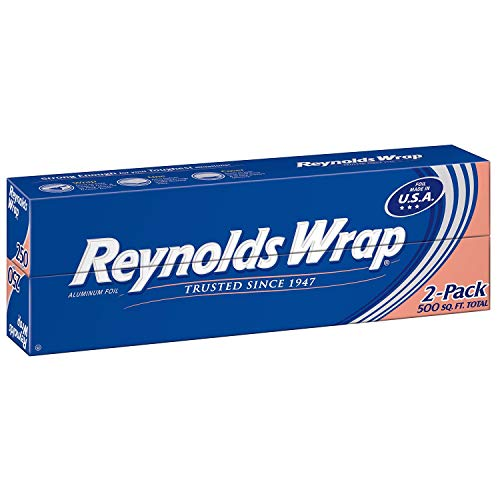 Reynolds Wrap Aluminum Foil 500 sq ft