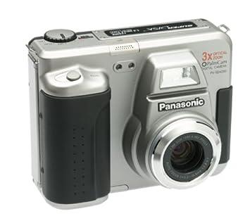 Panasonic PV-SD4090 Digital Camera Drivers Windows