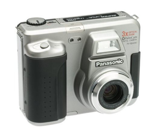 Panasonic PV SD4090 Digital Camera Optical