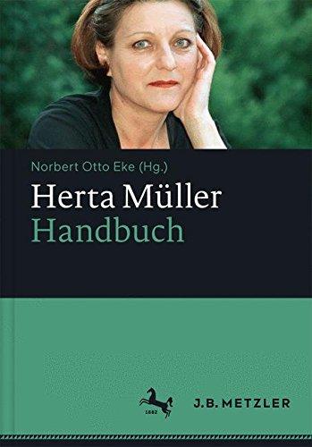 Herta Müller-Handbuch (German Edition) by J.B. Metzler