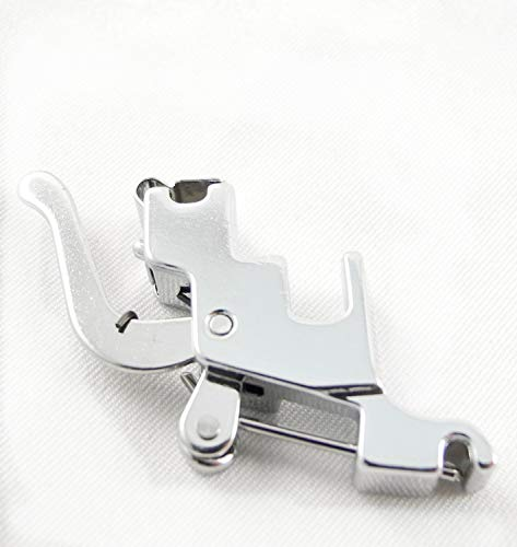 Foot Adapter - Low Shank Adapter Snap-On Presser Foot for Singer Brother Toyota New Home Simplicity Janome Kenmore Babylock Elna Most Low Shank Sewing Machine Snap-On Adapter by Windman