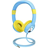 Mpow Kids Headphones, Wired On-Ear Headphones with Music...