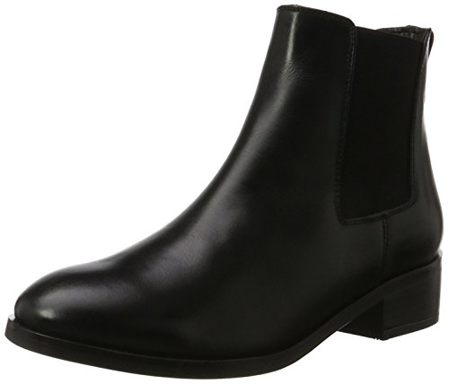 Aldo Meaven, Stivali Chelsea Donna Nero (Black Leather)