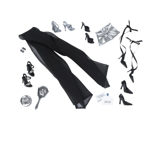 (Barbie Back to Basic Evening Accessory Pack)