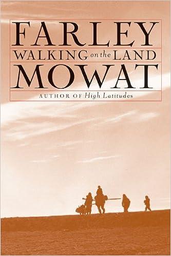 Walking on the Land