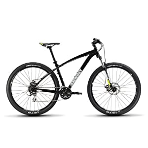 Diamondback Overdrive 29 Hardtail Mountain Bike Black