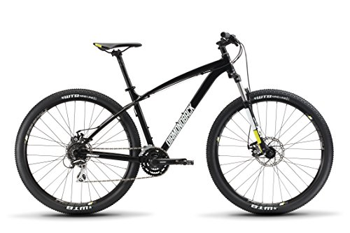 Diamondback Overdrive 29 Hardtail Mountain Bike, Black