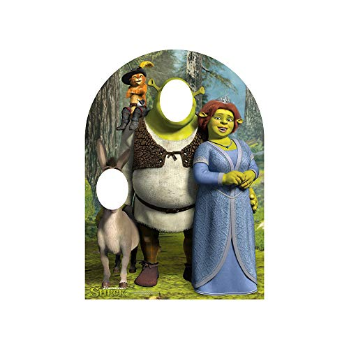 Shrek Child Stand-In Cardboard Cutout Standup Life Size SC821