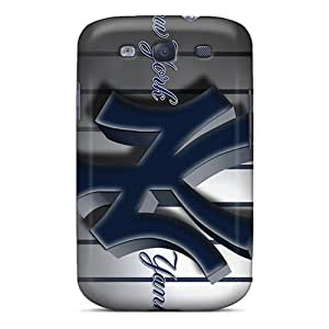 For Galaxy S3 Fashion Design New York Yankees Case-Nas113IikE