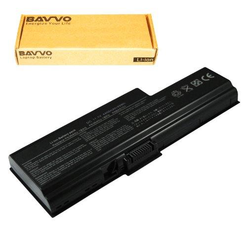 Bavvo 8-Cell Battery Compatible with Toshiba Qosmio F50-11O