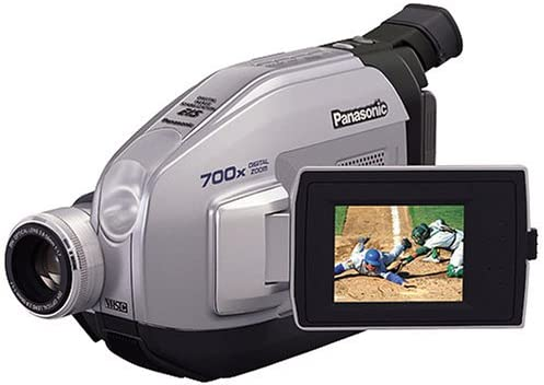 Amazon Com Panasonic Pv L354 Vhs C Camcorder W 20x Optical Zoom Discontinued By Manufacturer Camera Photo