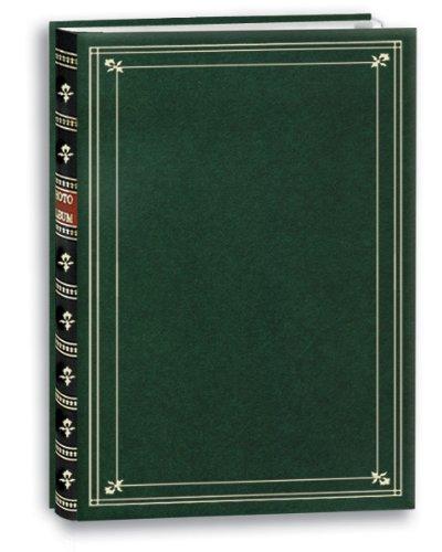 pioneer-bi-directional-post-style-memo-pocket-album-hunter-green