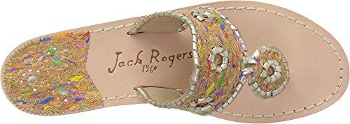 Jack Rogers Women's Sonoma Valley Multi Cork/Platinum 8.5 M US M by Jack Rogers (Image #1)