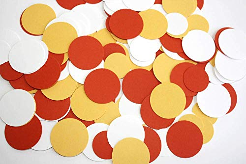 Candy Corn Confetti Halloween Party Decoration (100 CT) ()