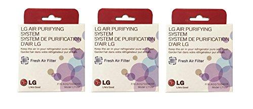 LG LT120F ADQ73214404 Fresh Air Replacement Refrigerator Air