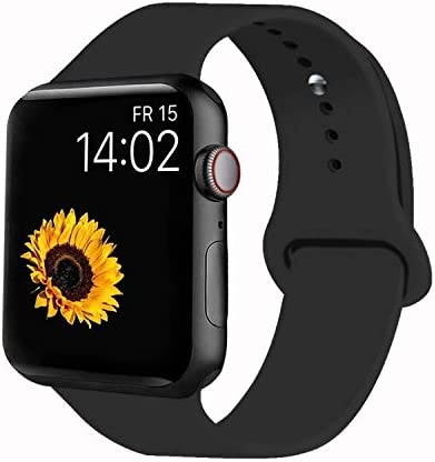 VATI Compatible Silicone Replacement iWatch product image