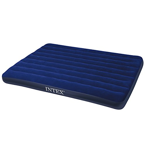 Intex Classic Downy Airbed for this checklist and camping gear list for first time campers