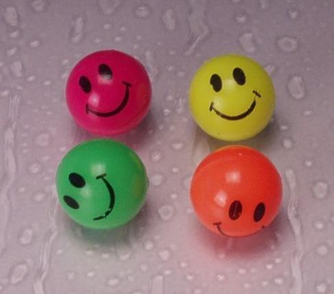 100 Flummis Smile - 27 mm AL