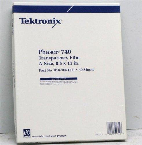 Tektronix, Inc (TEK) 016-1654-00 Transparency Film Phaser ()